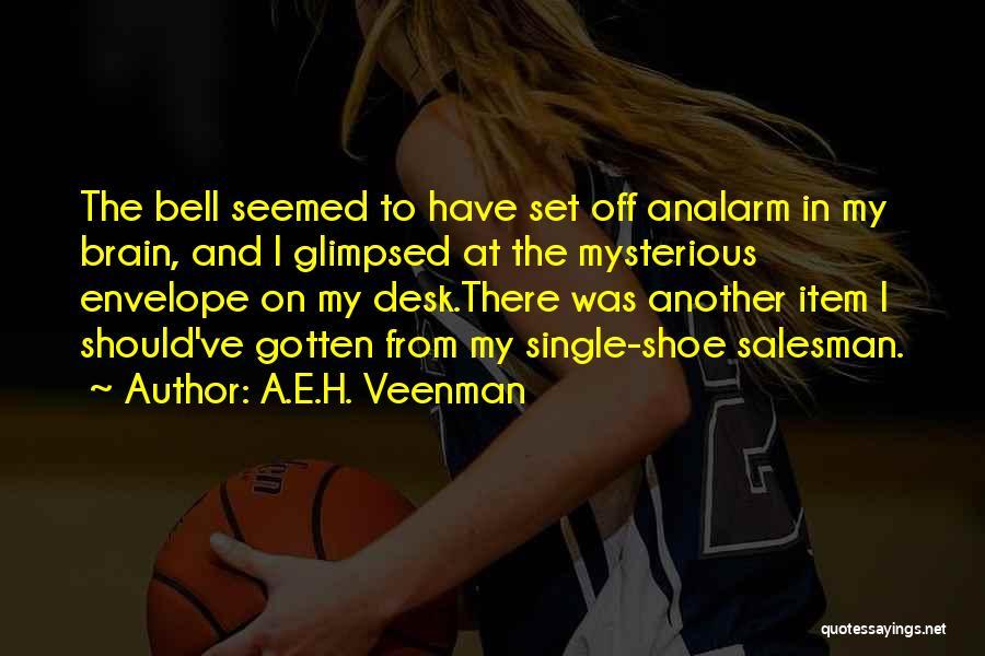 A.E.H. Veenman Quotes 1076640