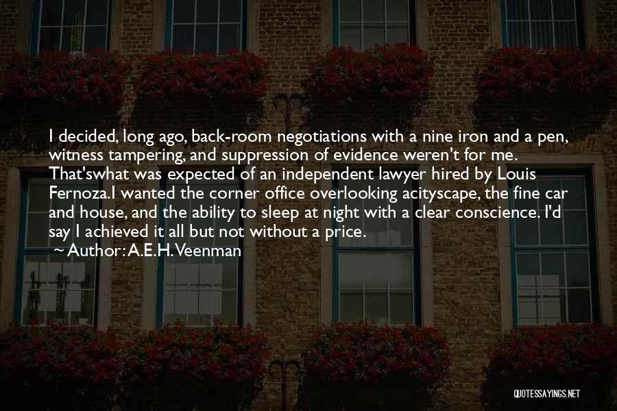 A.E.H. Veenman Quotes 1589647