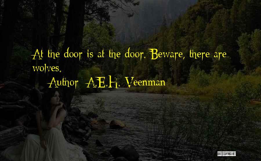 A.E.H. Veenman Quotes 1595494