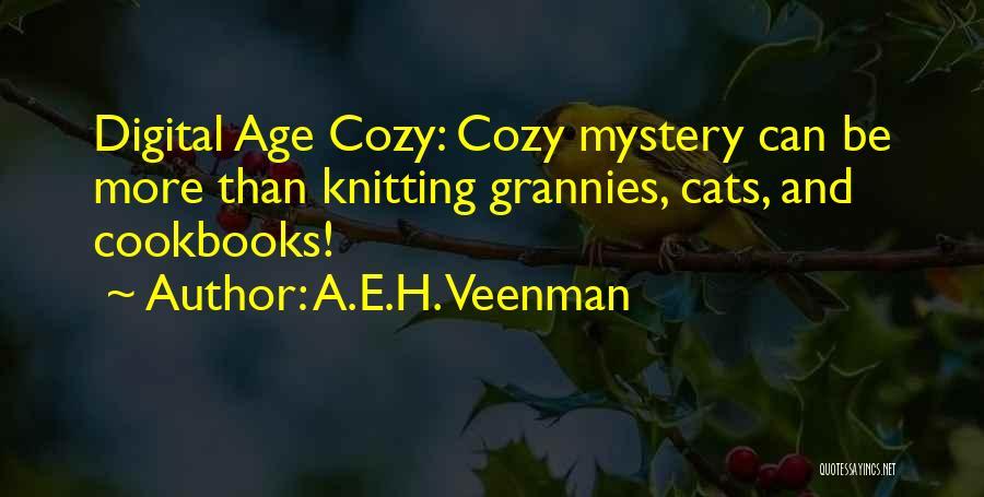 A.E.H. Veenman Quotes 1964206