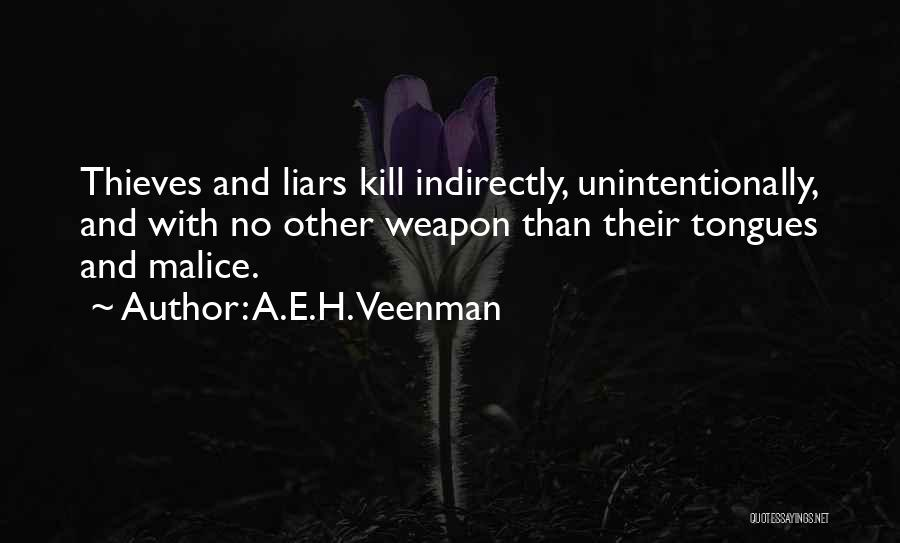 A.E.H. Veenman Quotes 330815