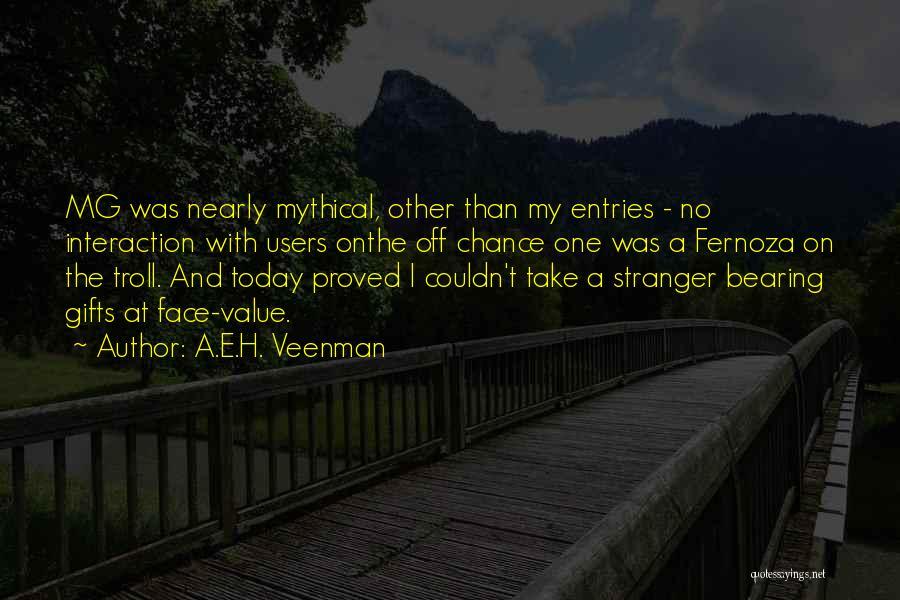 A.E.H. Veenman Quotes 481486