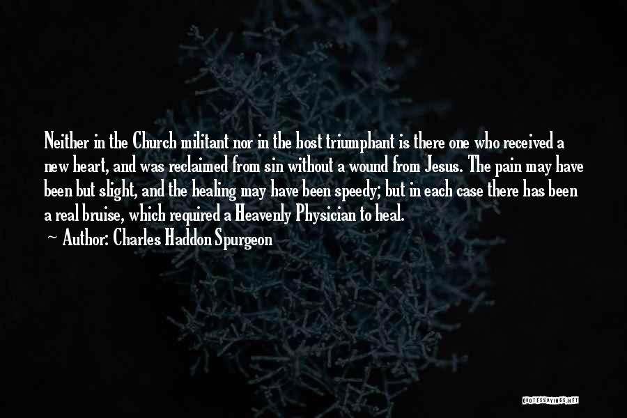 A-england New Heavenly Quotes By Charles Haddon Spurgeon