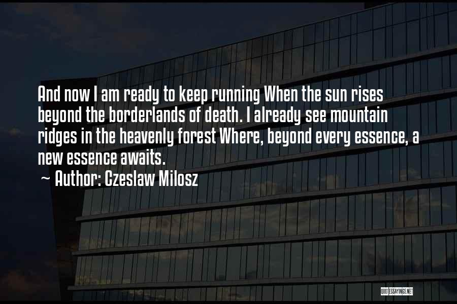 A-england New Heavenly Quotes By Czeslaw Milosz