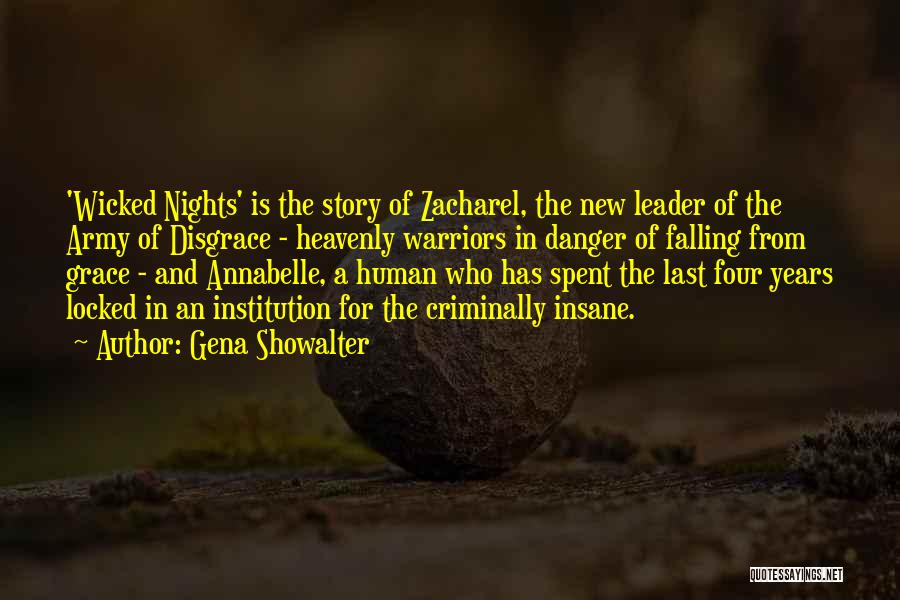 A-england New Heavenly Quotes By Gena Showalter