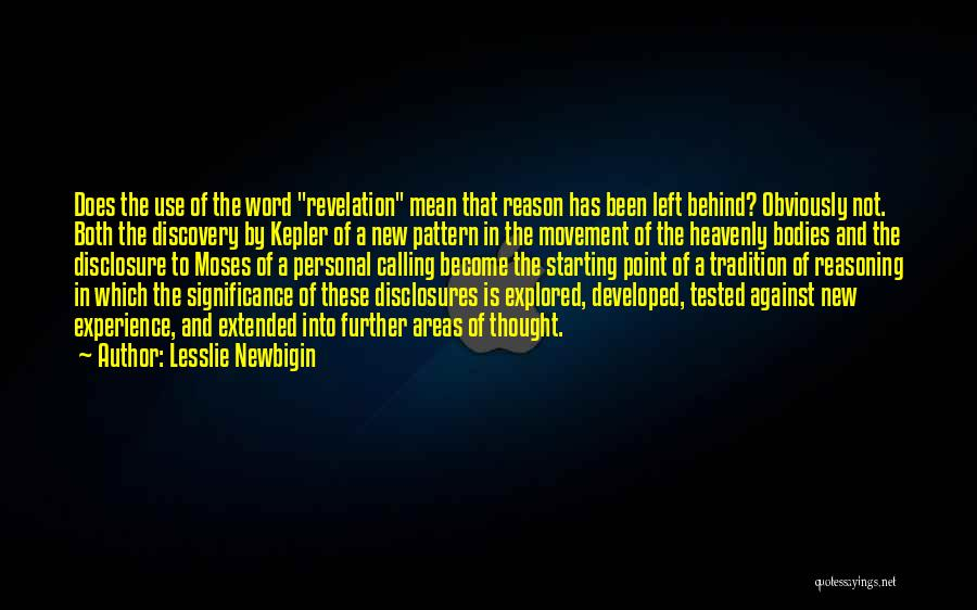 A-england New Heavenly Quotes By Lesslie Newbigin