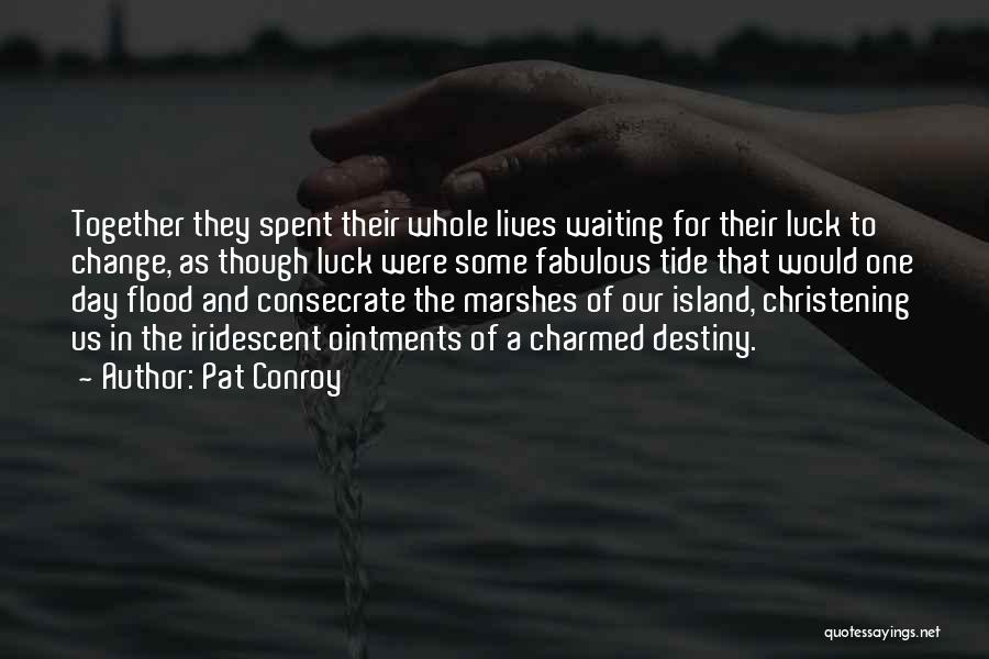 A Fabulous Day Quotes By Pat Conroy