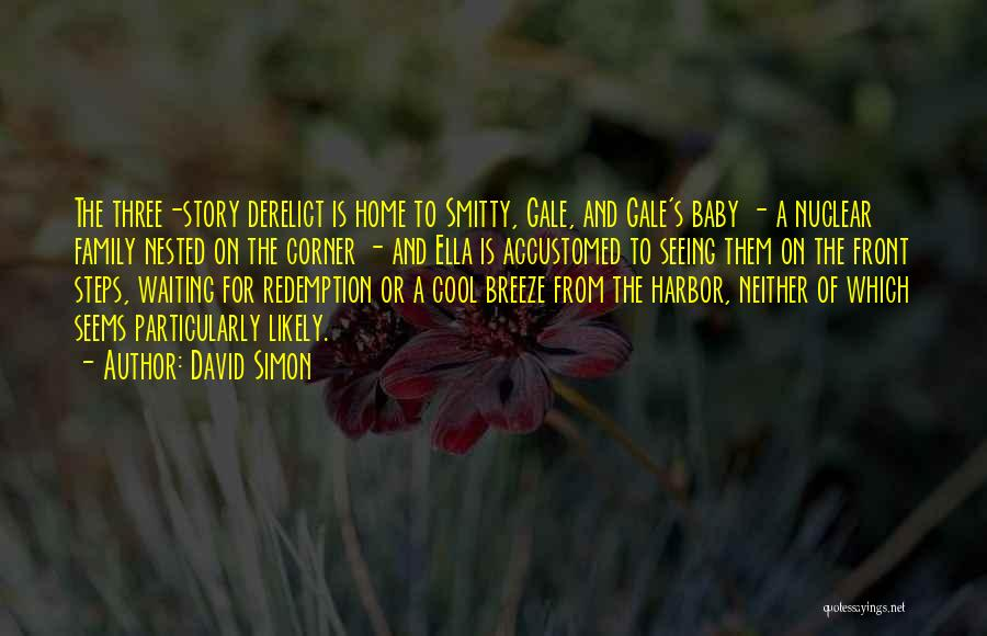 A Family Of Three Quotes By David Simon