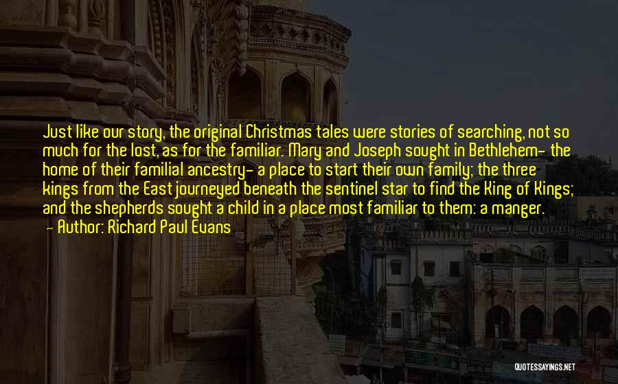 A Family Of Three Quotes By Richard Paul Evans