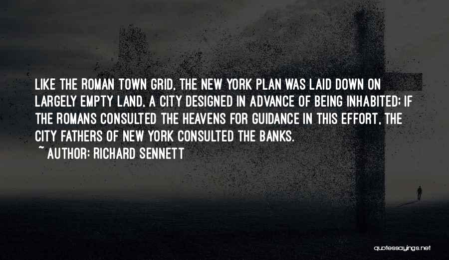 A Father's Guidance Quotes By Richard Sennett