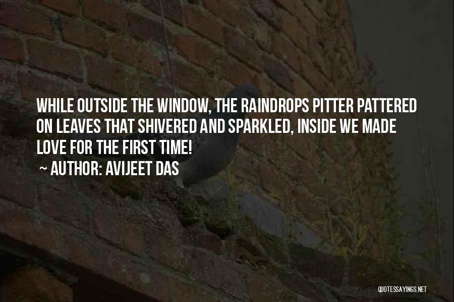 A First Kiss Quotes By Avijeet Das