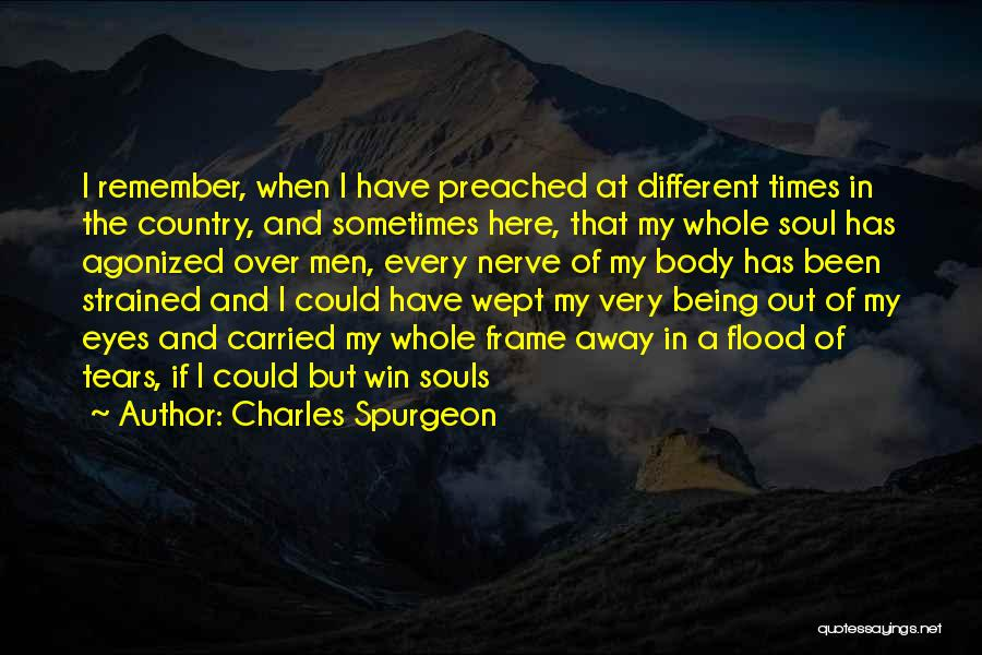A Frame Quotes By Charles Spurgeon