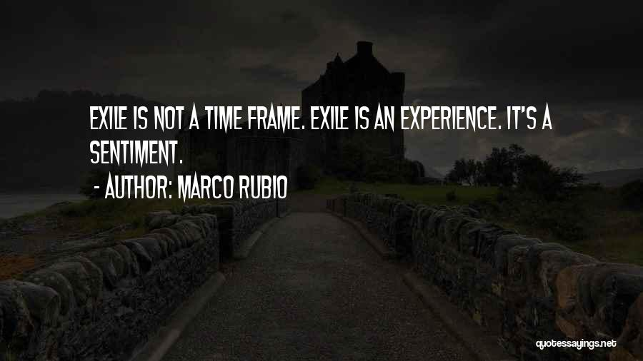 A Frame Quotes By Marco Rubio