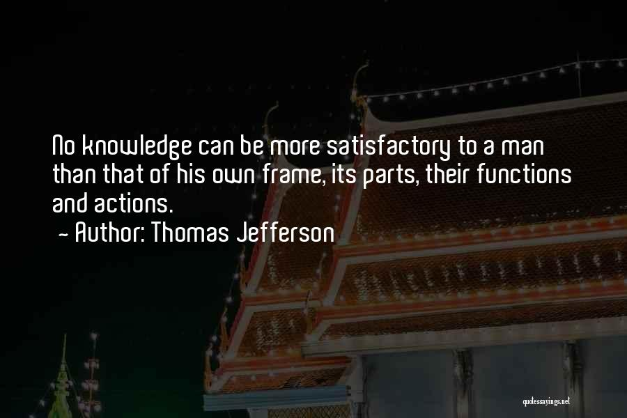 A Frame Quotes By Thomas Jefferson