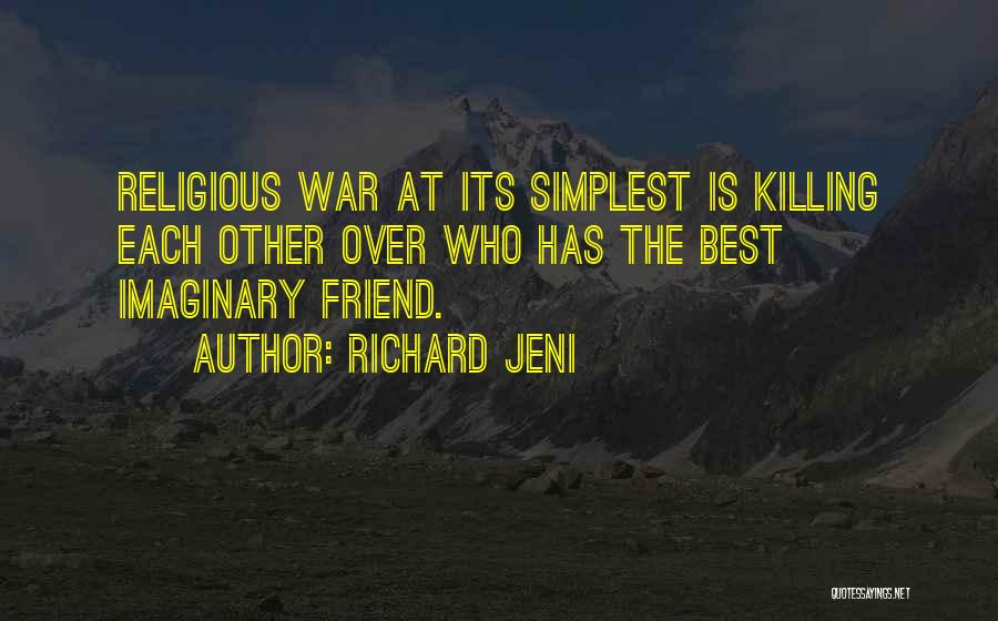 A Friend Killing Themselves Quotes By Richard Jeni