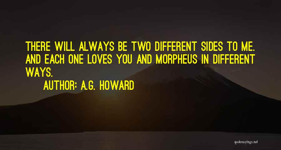 A.G. Howard Quotes 124727