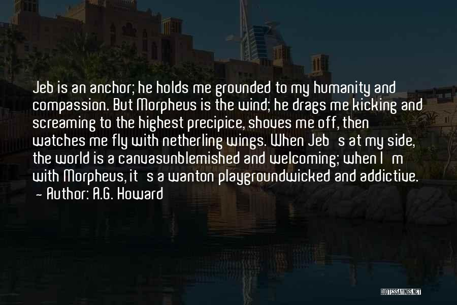 A.G. Howard Quotes 1657738