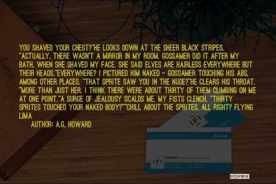A.G. Howard Quotes 1751323