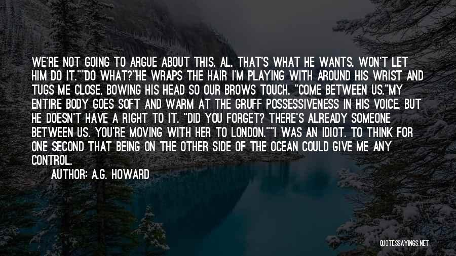 A.G. Howard Quotes 582550