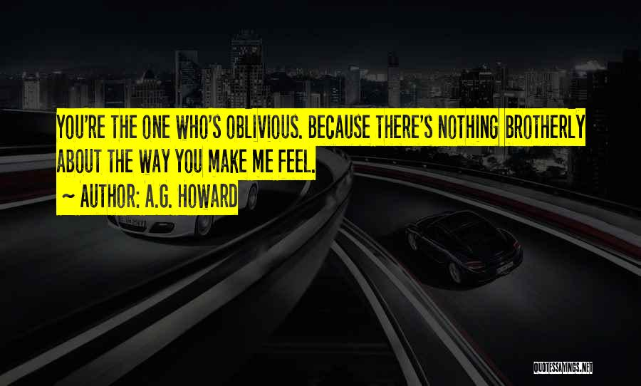A.G. Howard Quotes 965471
