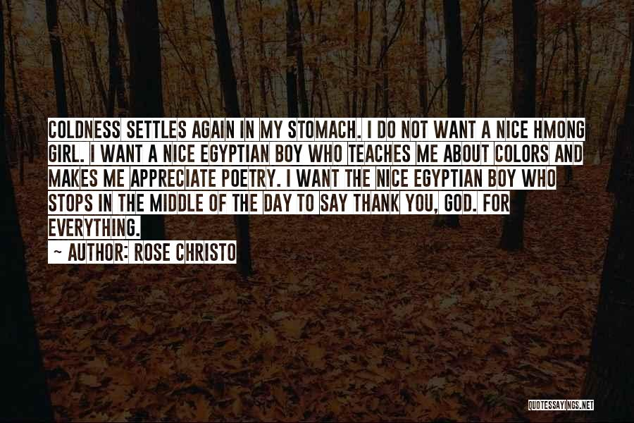 A Girl And A Boy In Love Quotes By Rose Christo