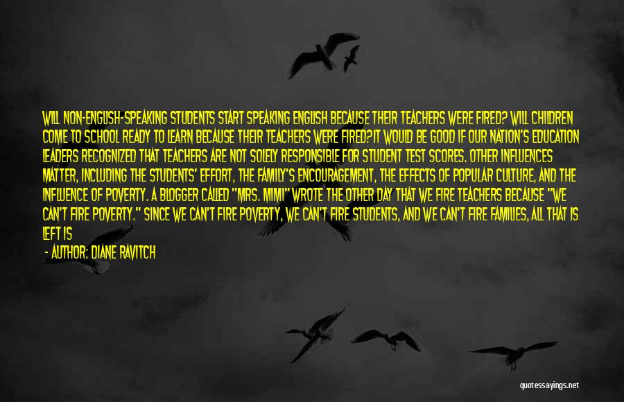 A Good Education Quotes By Diane Ravitch