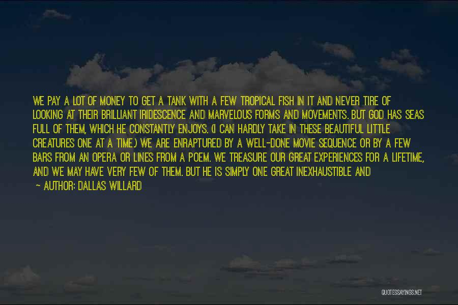 A Good Experience Quotes By Dallas Willard