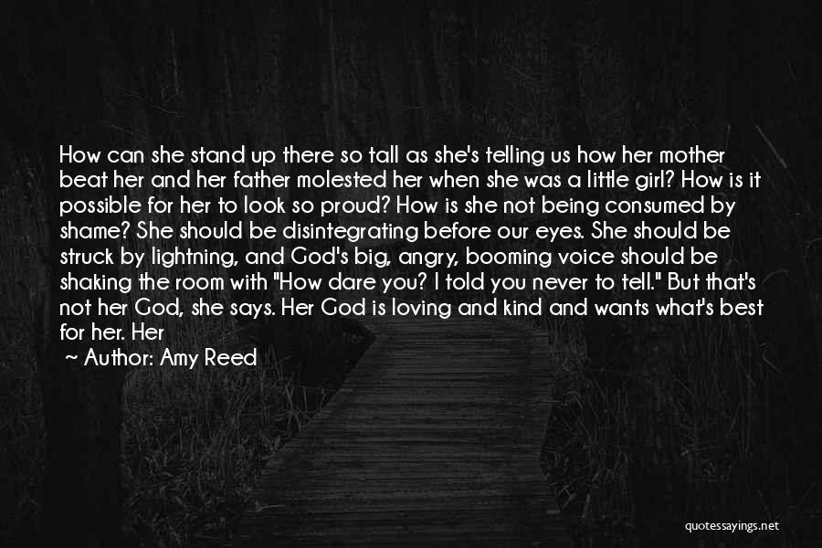 A Guy And A Girl Quotes By Amy Reed