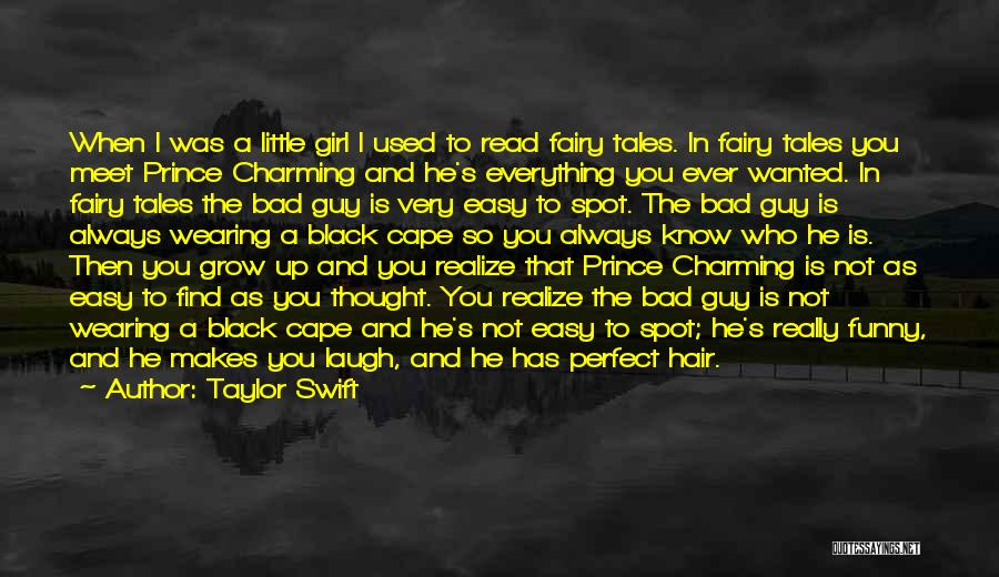 A Guy And A Girl Quotes By Taylor Swift