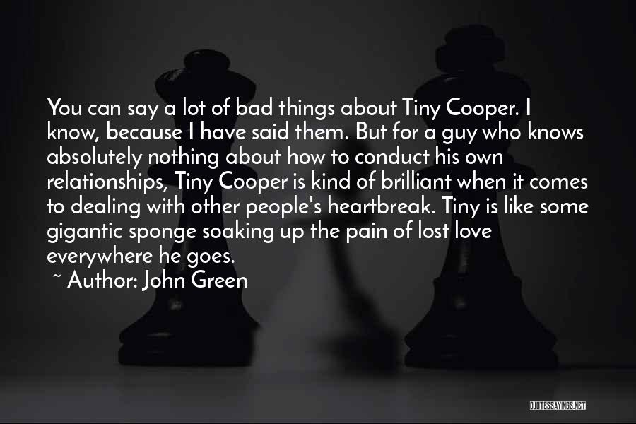 A Guy You Like Quotes By John Green