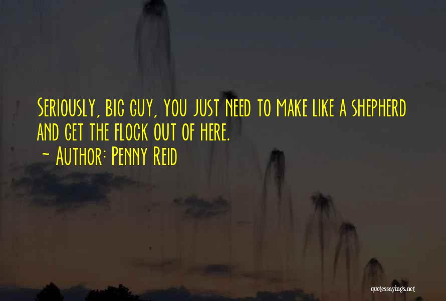 A Guy You Like Quotes By Penny Reid
