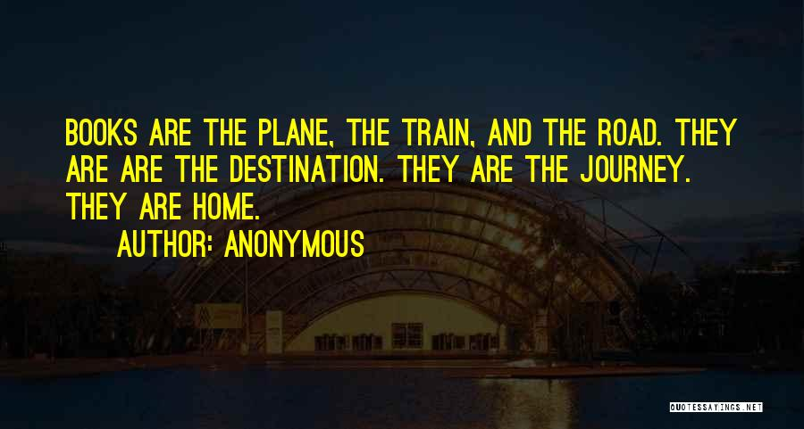A Journey By Train Quotes By Anonymous