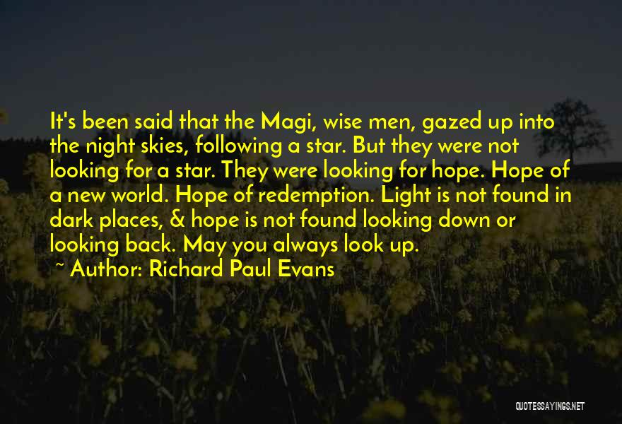 A Light Of Hope Quotes By Richard Paul Evans
