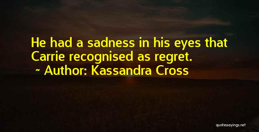 A Love That Hurts Quotes By Kassandra Cross