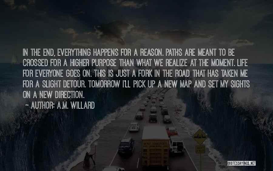 A.M. Willard Quotes 1595624