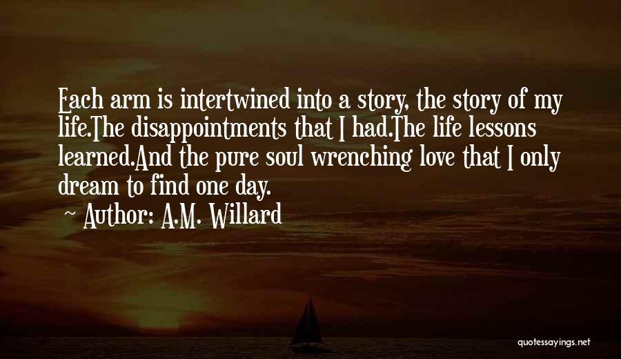 A.M. Willard Quotes 800502