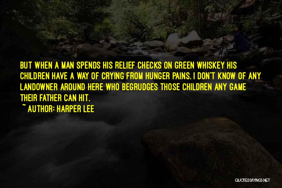 A Man Crying Quotes By Harper Lee