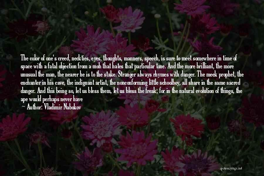 A Man's Family Quotes By Vladimir Nabokov