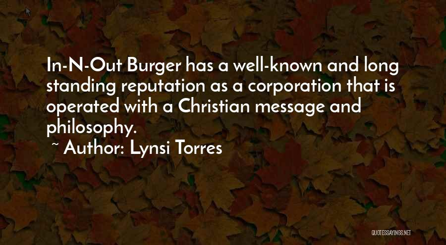 A Message Quotes By Lynsi Torres