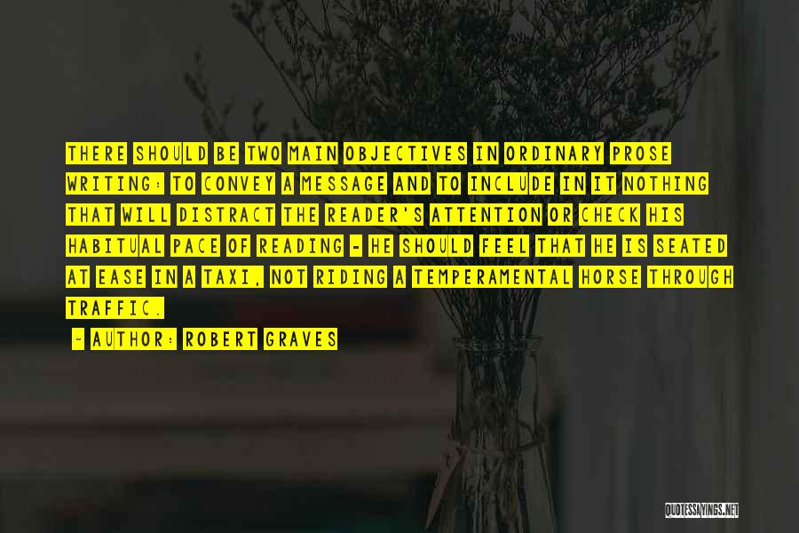 A Message Quotes By Robert Graves