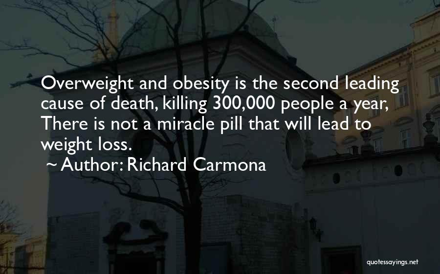 A Miracle Quotes By Richard Carmona