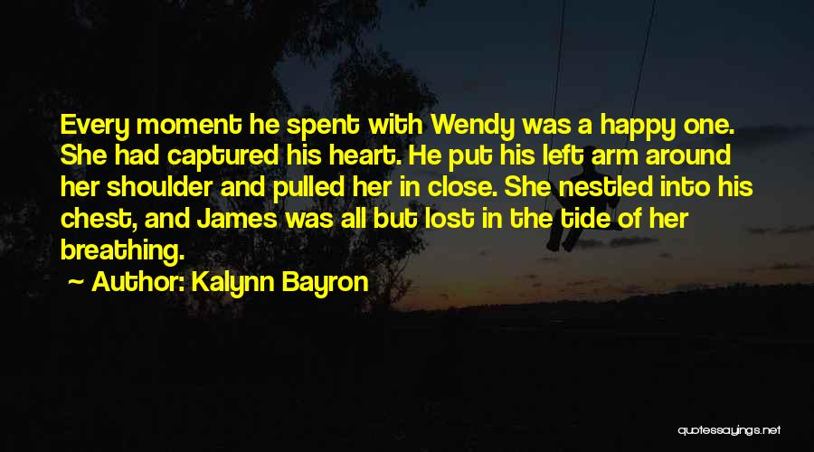 A Moment Captured Quotes By Kalynn Bayron