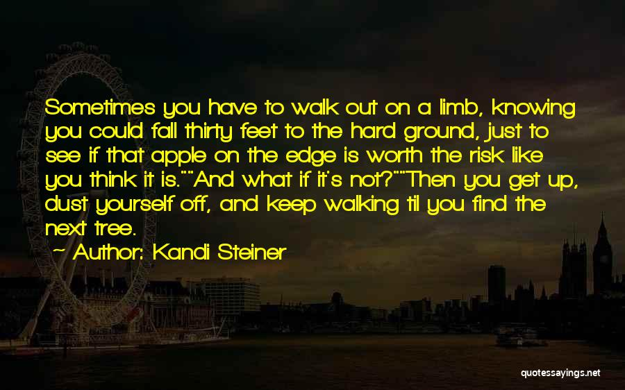 A Mom's Love Quotes By Kandi Steiner