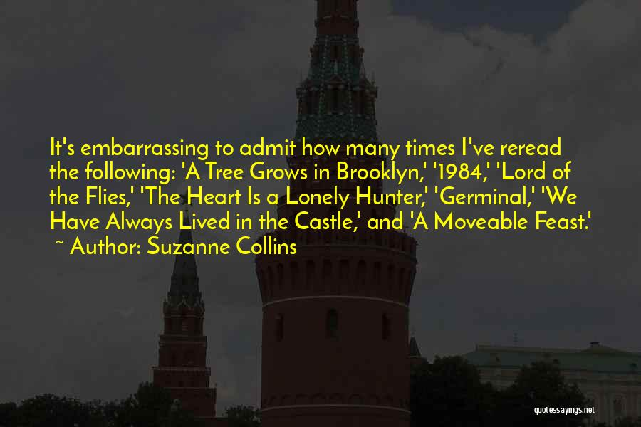 A Moveable Feast Quotes By Suzanne Collins