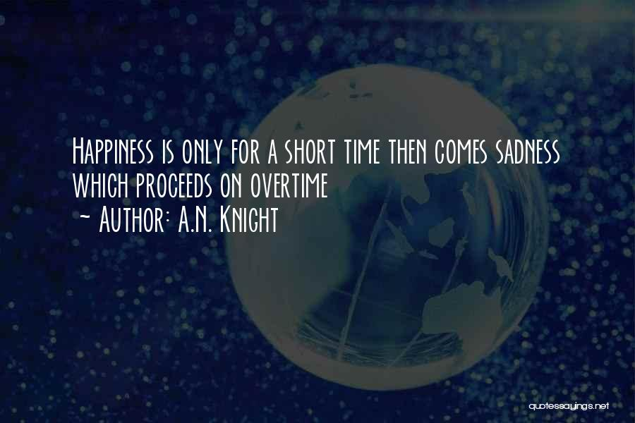 A.N. Knight Quotes 1113632