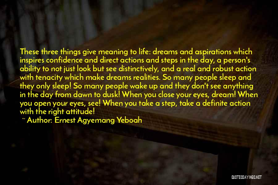 A New Person In Your Life Quotes By Ernest Agyemang Yeboah