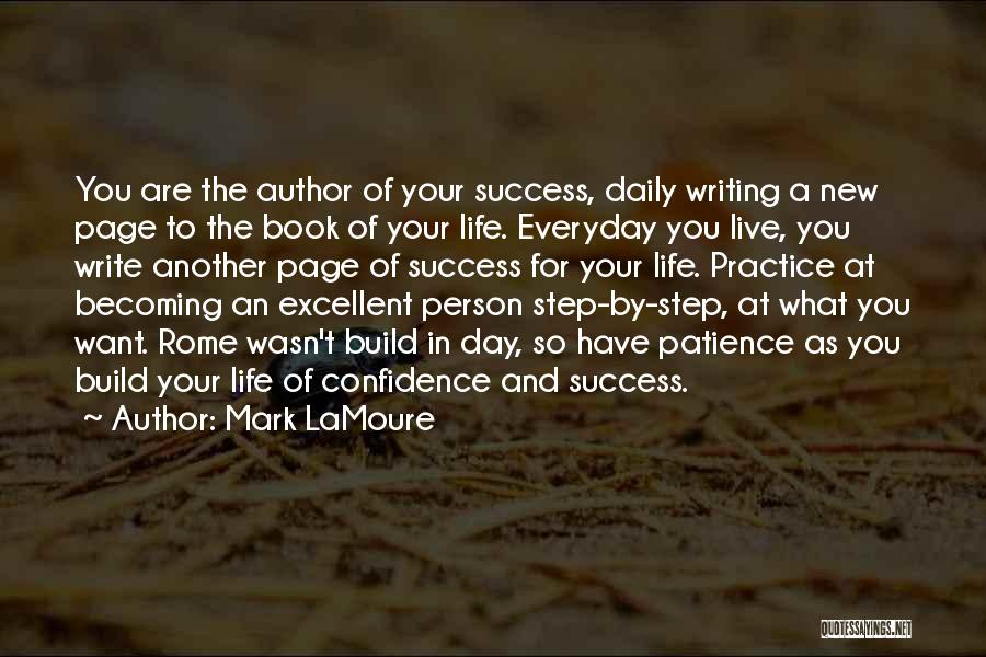 A New Person In Your Life Quotes By Mark LaMoure