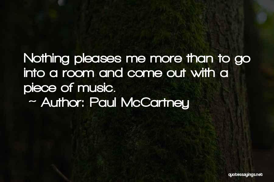 A Piece Of Me Quotes By Paul McCartney