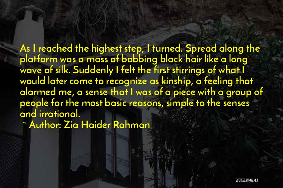 A Piece Of Me Quotes By Zia Haider Rahman