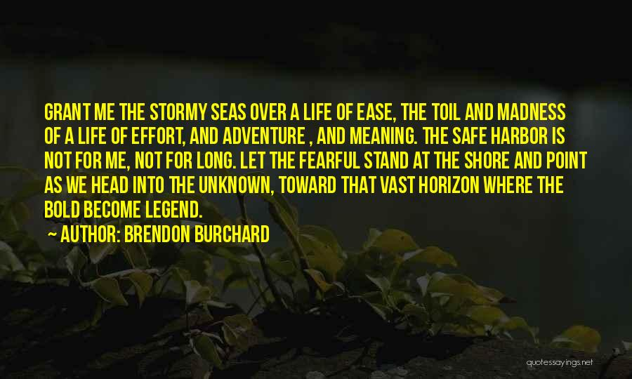 A Positive Life Quotes By Brendon Burchard
